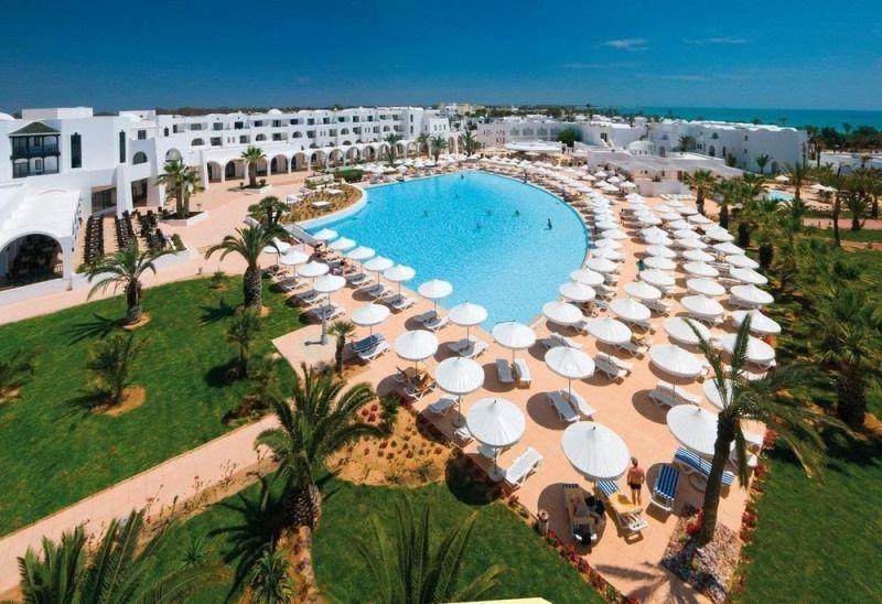 Hotel Club Palm Azur, Djerba