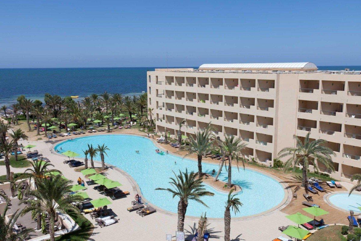 Hotel Sentido Rosa Beach, Monastir