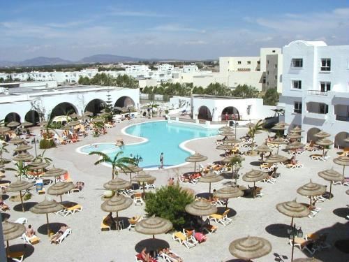 Hotel Sandra Club Yasmine, Hammamet