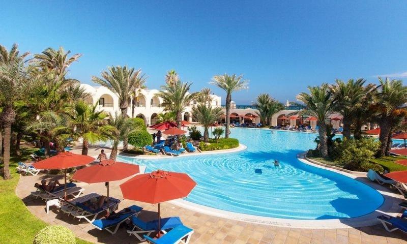 Hotel Sentido Djerba Beach, Djerba