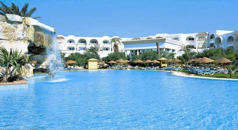 Hotel Shell Beach & Spa, Hammamet