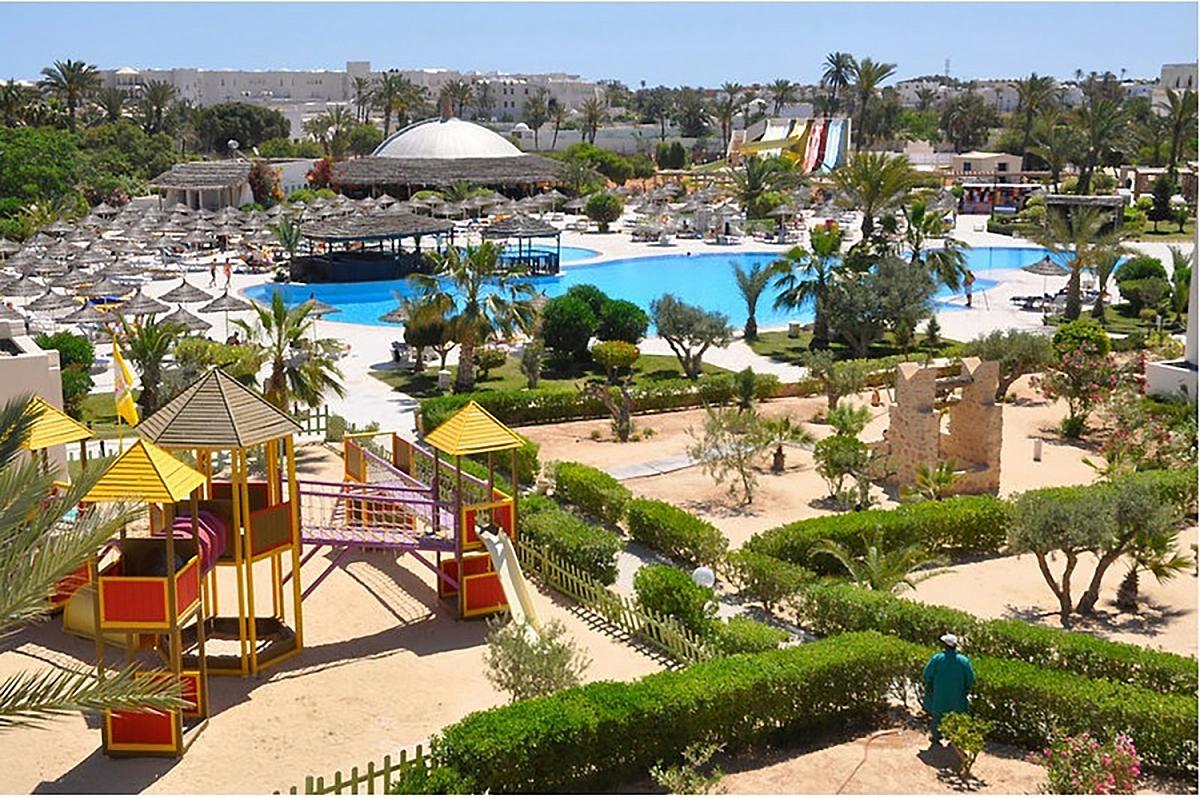 Hotel Sun Club, Djerba