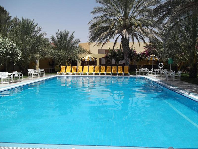 Hotel Sun Palm, Douz