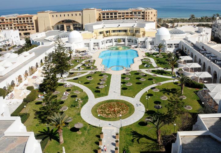 Hotel Tej Marhaba, Sousse