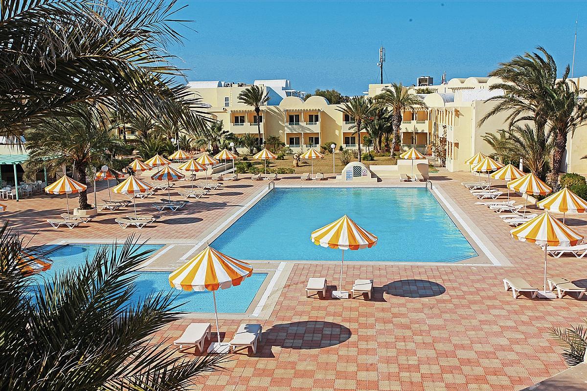 Hotel Venice Beach, Djerba