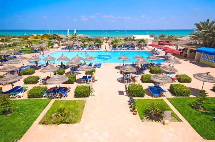Hotel Eden Village Djerba Mare, Djerba