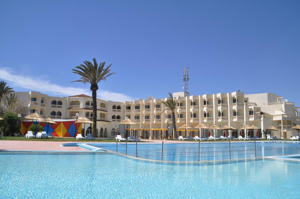 Hotel Neptunia Beach, Monastir