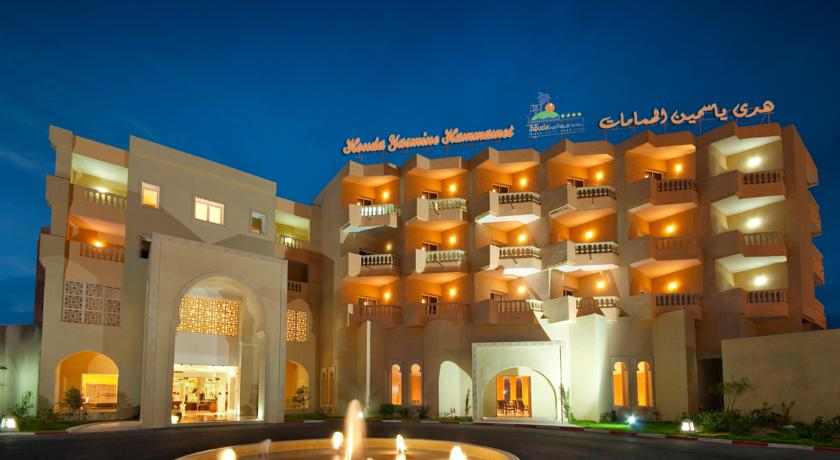 Hotel Houda Yasmine, Hammamet