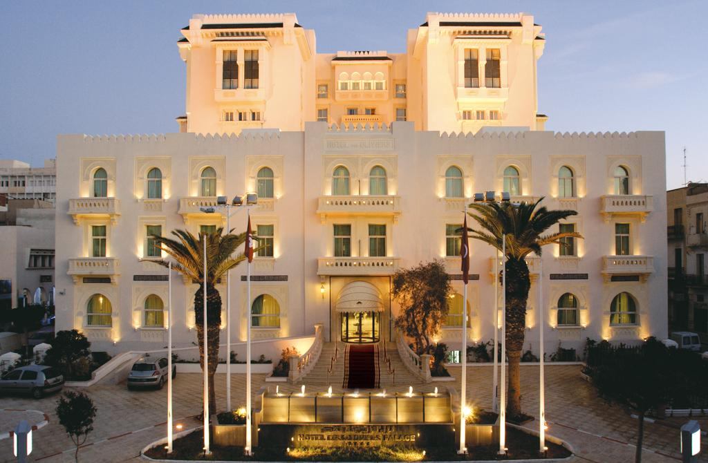Hotel Les Oliviers Palace, Sfax