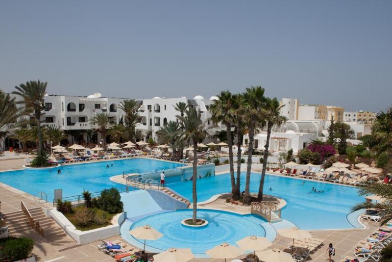 Hotel Seabel Aladin, Djerba