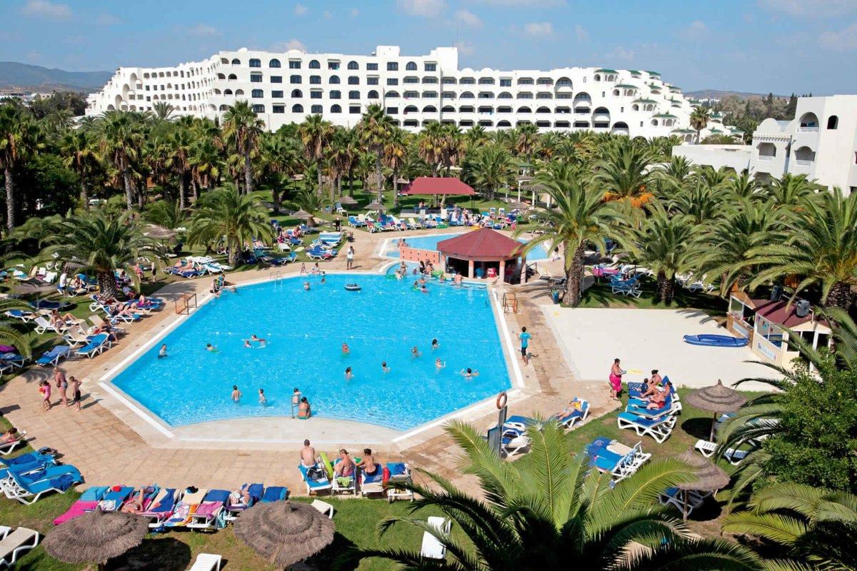 Top 10 Des Meilleurs Hotels 5 étoiles à Hammamet Tunisie Voyage
