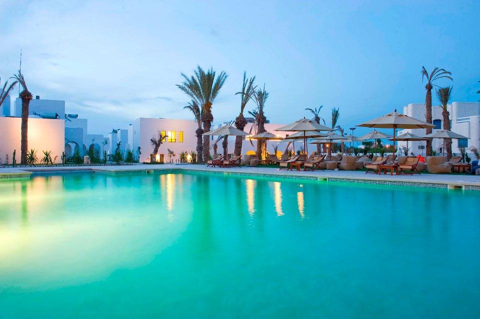 La maison d 39 h tes jardins de toumana djerba voyage tunisie - Office de tourisme djerba ...