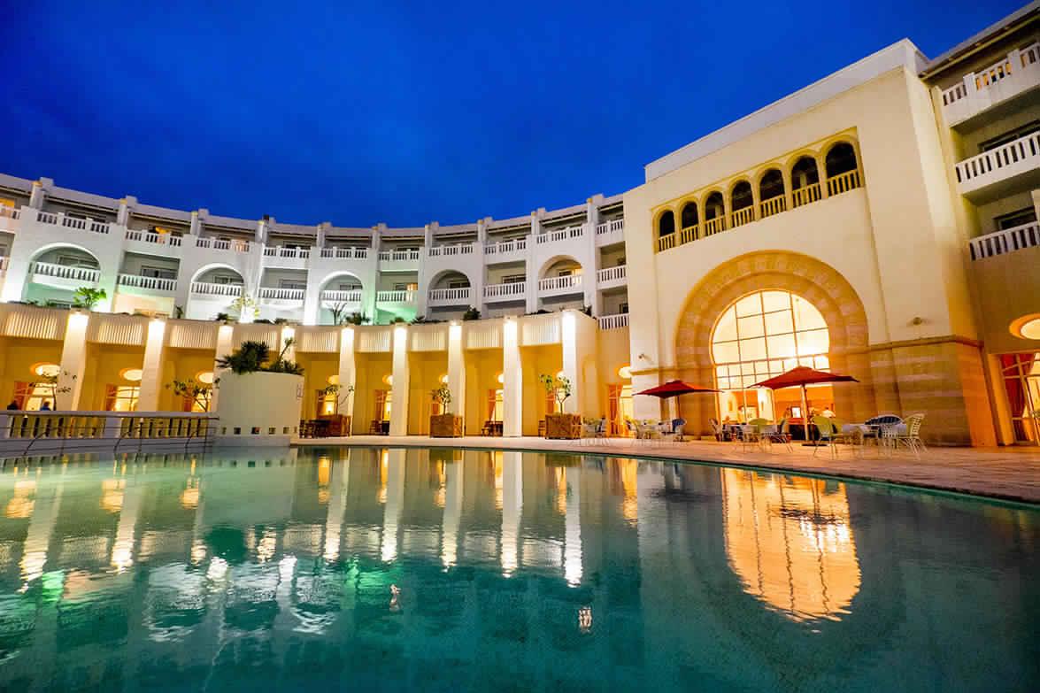 Top 10 des Meilleurs Hotels 5 Étoiles à Hammamet, Tunisie