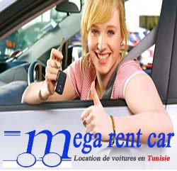 MEGA RENT A CAR, Tunisie