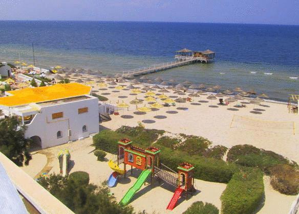 Hotel Alassio and Thalasso, Monastir