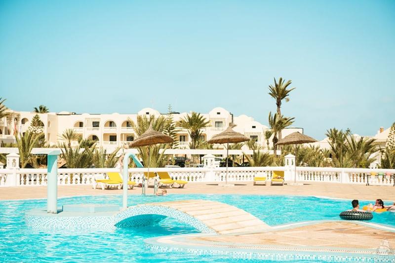 Hotel sun connect aqua resort djerba voyage tunisie - Office de tourisme djerba ...