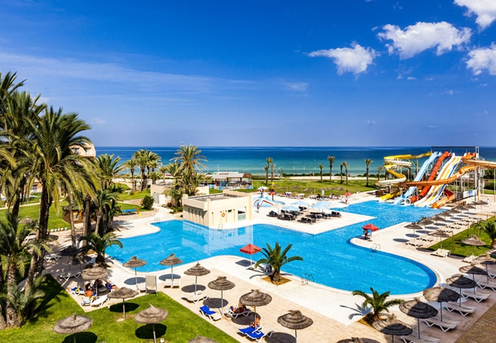 Hotel Skanes Family Resort, Monastir