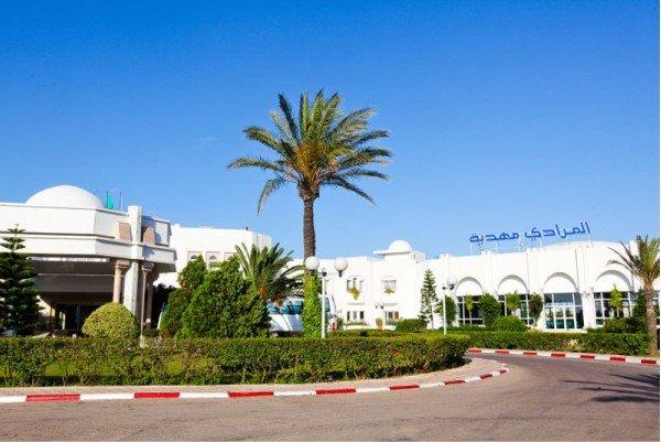 Hotel El Mouradi, Mahdia