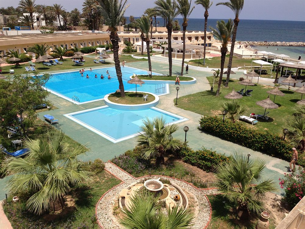 Hotel les Palmiers, Monastir