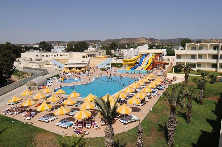 Hotel Omar Khayam, Hammamet