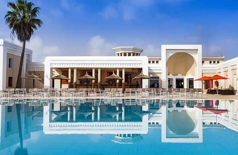 Hotel El Borj, Mahdia