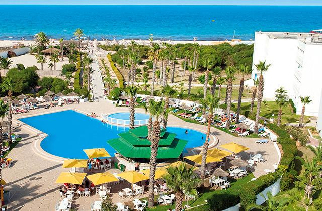 Hotel Tropicana Monastir