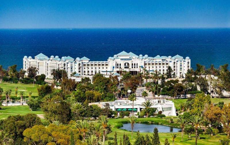Hotel Concorde Green Park Palace, Sousse