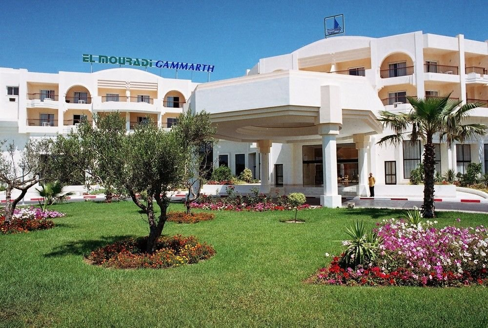 Hotel El Mouradi Gammarth, Tunis