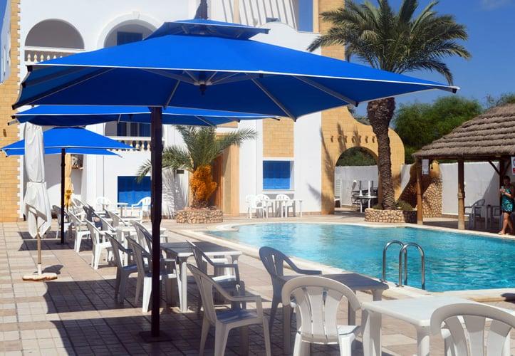 Hotel Ennakhla Kerkenah, Sfax