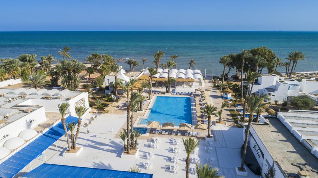 Hari club beach resort djerba voyage tunisie - Office de tourisme djerba ...