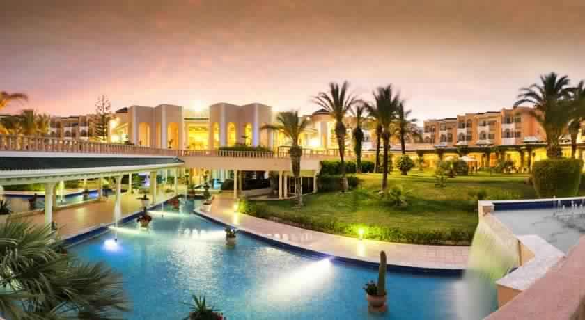 Hotel Hasdrubal Thalassa, Hammamet
