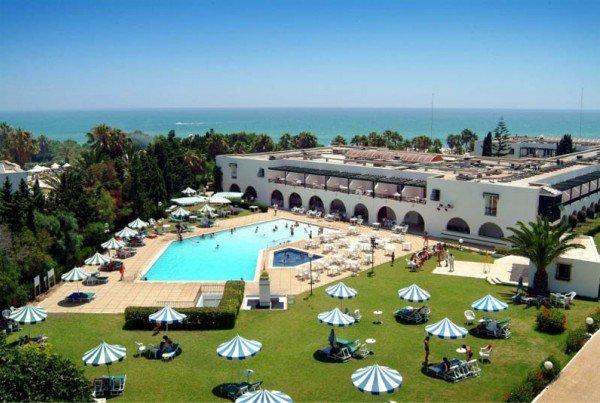Hotel el Mouradi Beach, Hammamet