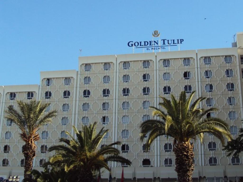 Hotel Golden Tulip El Mechtel, Tunis