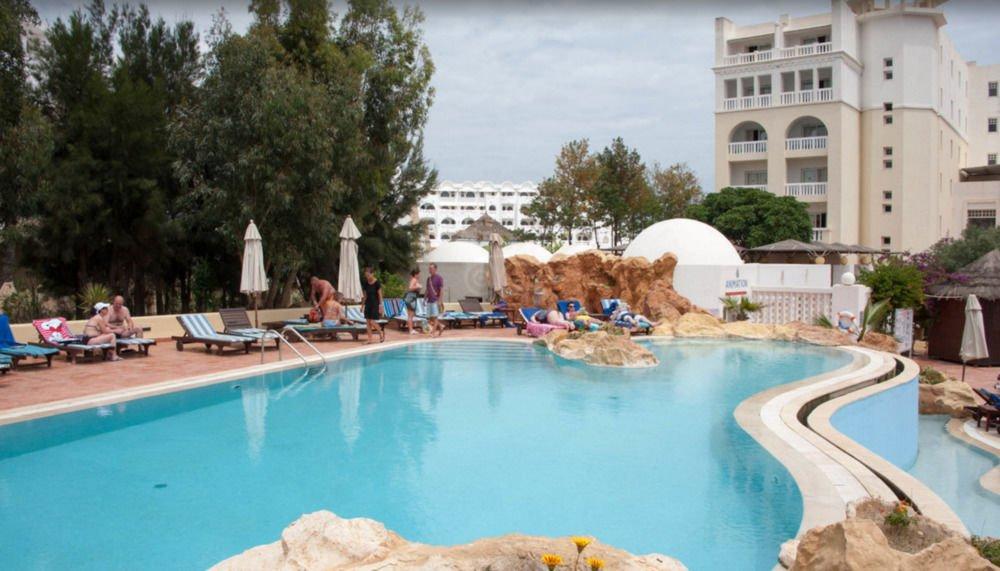 Hotel Medina Solaria & Thalasso, Hammamet