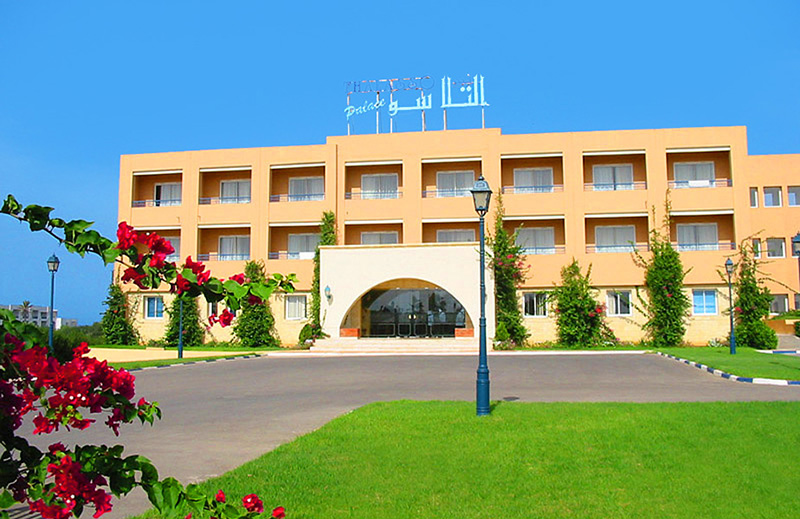 Hotel Nour Palace & Thalasso, Mahdia