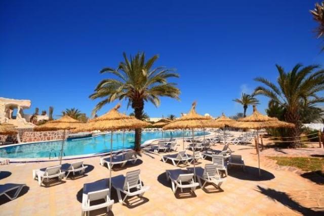 Hotel quatre saison, Djerba