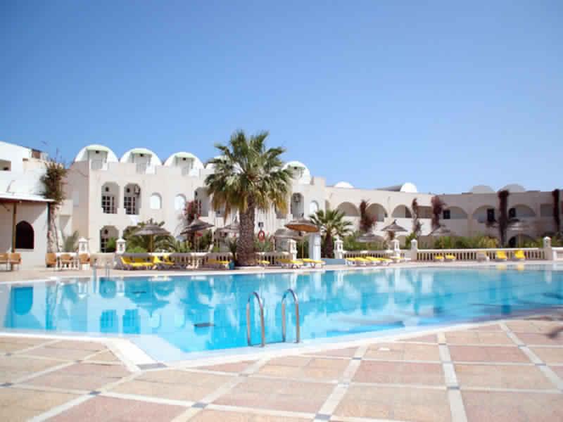 Hotel Miramar Le Petit Palais, Djerba