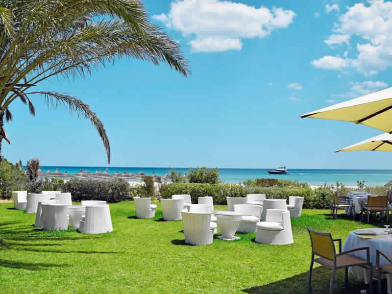 Hotel Sensimar Oceana Palace, Hammamet