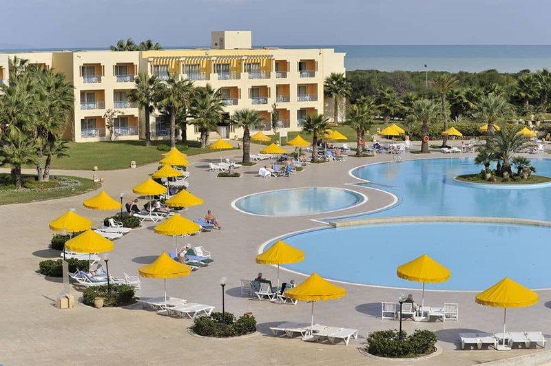 Hotel Ramada Plaza, Tunis