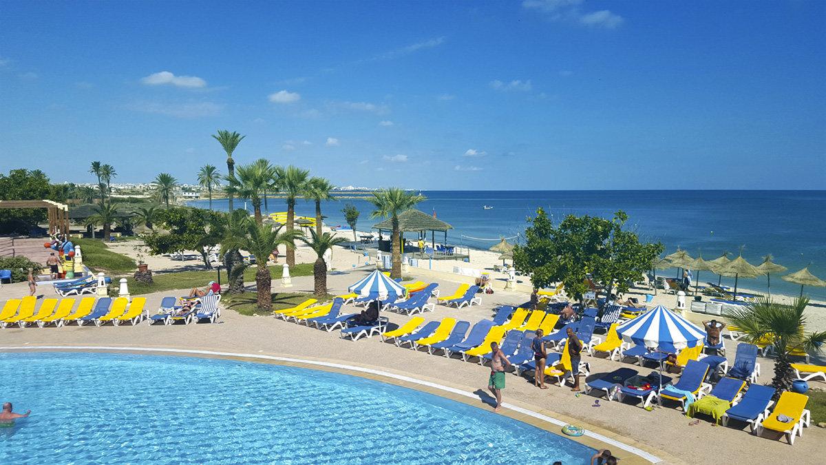 Aquaparc Hotel Eden Club Monastir