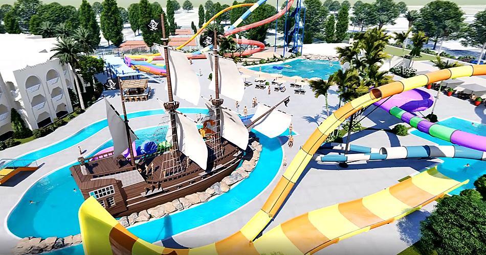 Aquaparc Hotel Mahdia Beach
