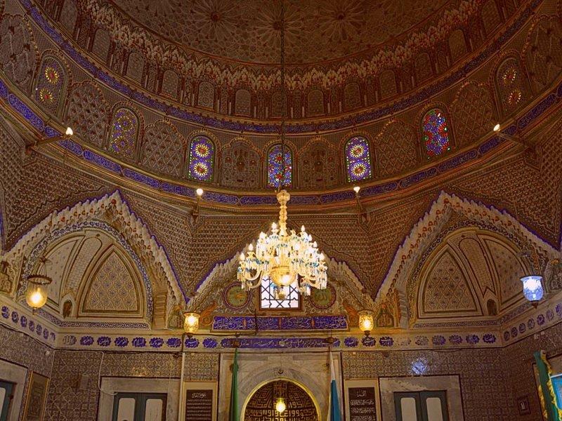 Voyage à Tunis, centre ville et Medina Mausolée Sidi Brahim Riahi
